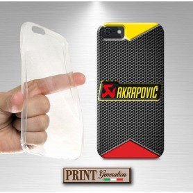 Cover - Motocross AKRAPOVIC - Honor