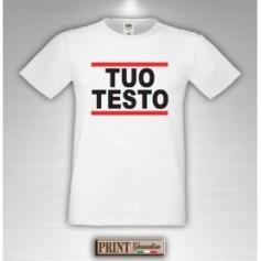 T-Shirt  - RUN DMC - Personalizzata - Idea regalo