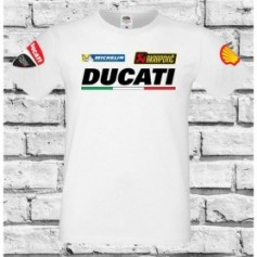 T-Shirt - DUCATI CORSE MOTOR - Italian Racing Motors