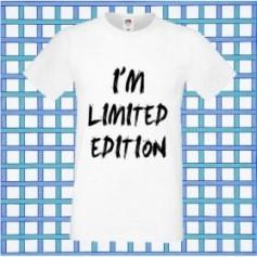 T-Shirt - LIMITED EDITION - Idea regalo - Frasi divertenti