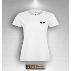 T-Shirt - ALIENO - Idea regalo