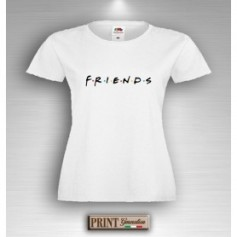 T-Shirt - FRIENDS - Idea regalo - Amicizia
