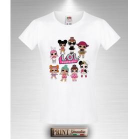 T-shirt Me Contro Te Completa
