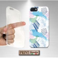 Cover arte azzurra iPhone
