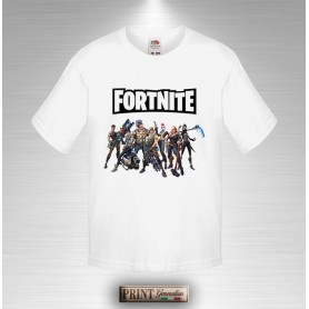 T-shirt Bambino Fortnite