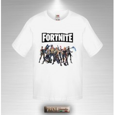 T-shirt Bambino Fortnite Personaggi