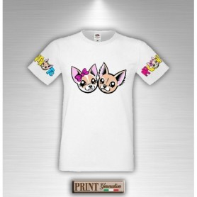 T-Shirt Bambino KYRA E RAY New Edition