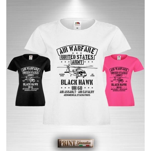 d4ebf5fc2 T-Shirt - AIR WARFARE - ARIA GUERRA