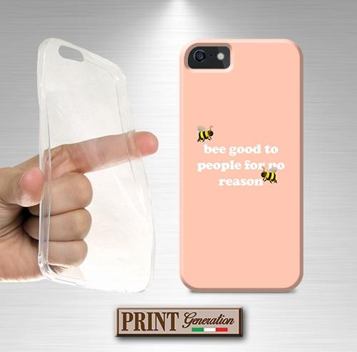 Cover BEE GOOD carino delicato api emoji frasi tumblr aesthetic IPHONE