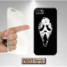 Cover - 'GRIM REAPER scream solid' dark horror fantasma paesaggi film HUAWEI
