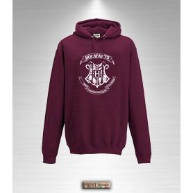 Felpa con cappuccio - Hogwarts - Harry Potter