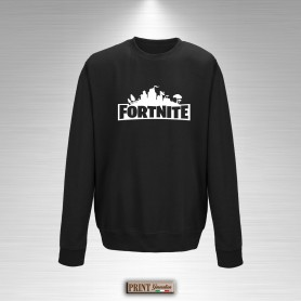 Felpa Girocollo Bambino FORTNITE Save the World Logo