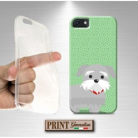 Cover - 'GOOD BOI SCHNAUZER' cucciolo schnauzer carino colori pastello cane Oppo